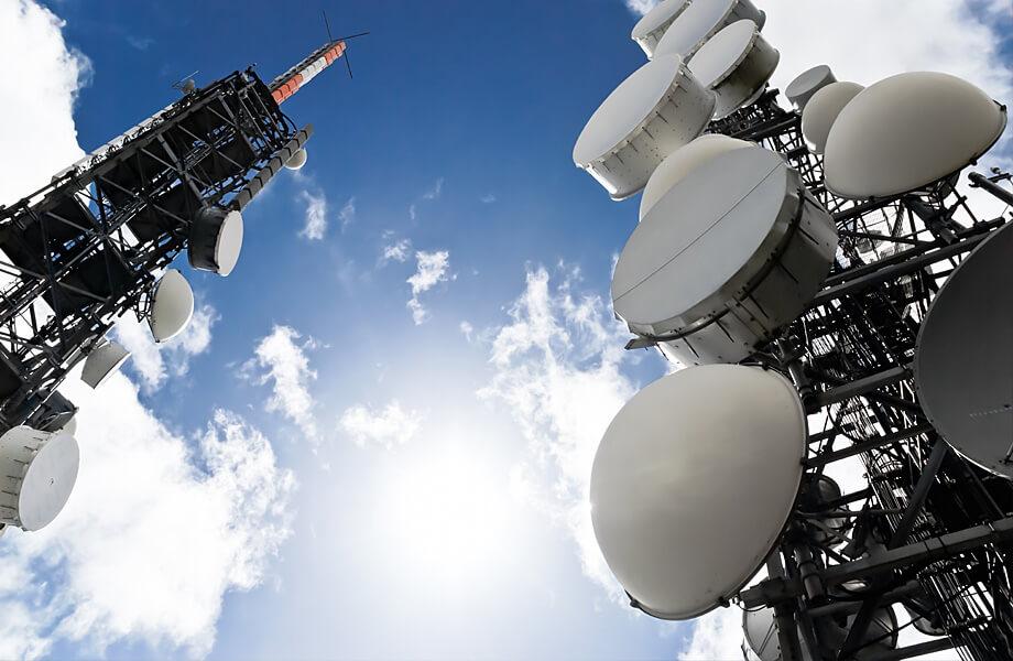 TV & Radio Transmission Air Conditioning