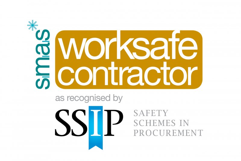 Worksafe Contractor Company logo