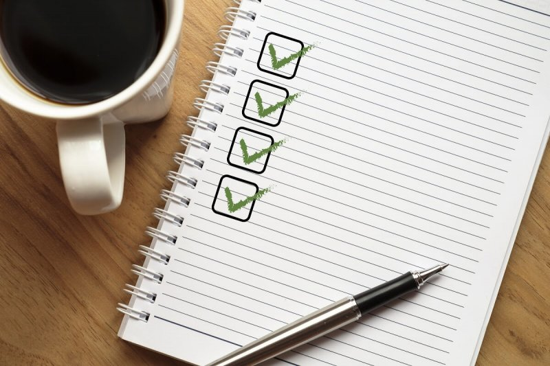 Air conditioning contractor checklist